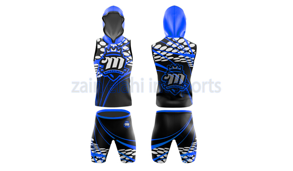 Compression Hoodie with out sleeve