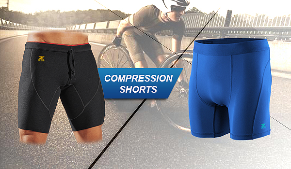 COMPRESSION SHORT MEN