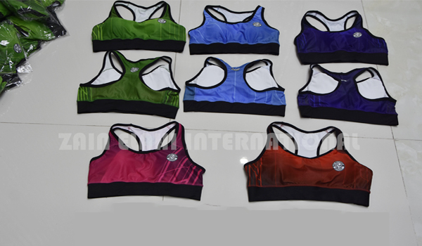 Sublimation Bra